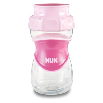 NUK Everlast 360 Sippy Cup - Pink