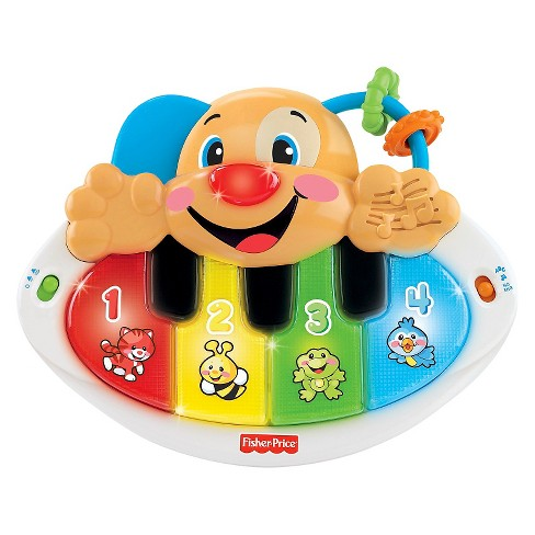 Fisher-Price Laugh and Learn Puppy's Piano - image 1 of 4