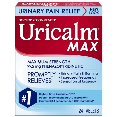 Uricalm Max Tablets - 24ct - image 1 of 1