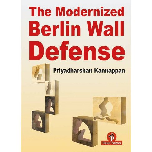 The Modernized Berlin Wall Defense - by  Kannappan (Paperback) - image 1 of 1