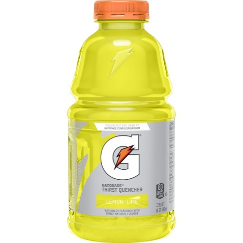 Gatorade Lemon Lime Sports Drink - 32 fl oz Bottle - image 1 of 4