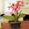 "12"" Pink Orchid Flower - National Tree Company - image 2 of 2"