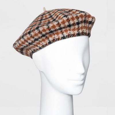 Women's Felt Beret Hat - A New Day™