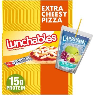 Oscar Mayer Lunchables Extra Cheesy Pizza - 10.6oz