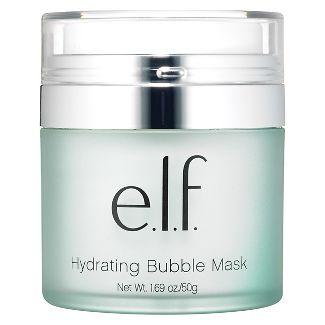 e.l.f. Hydrating Bubble Face Mask - .69oz