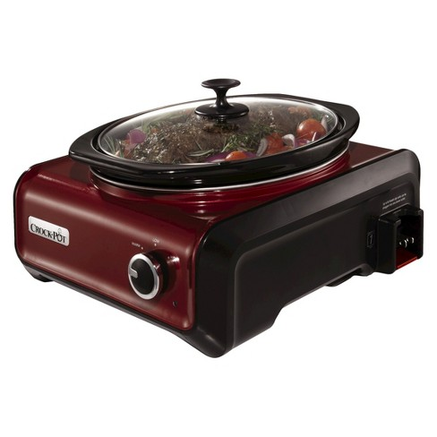 Crock-Pot® Hook Up™ Connectable Entertaining System, 3.5-Quart - image 1 of 7