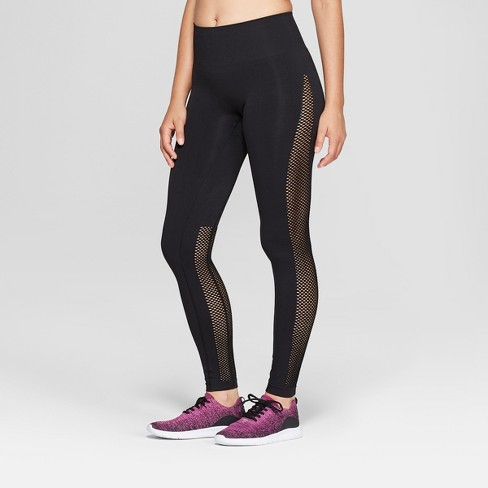 Women's Seamless High-Waisted  Leggings - JoyLab™ - image 1 of 2