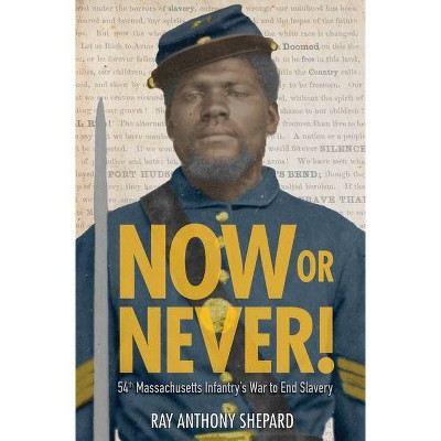 Now or Never! - by  Ray Shepard (Hardcover)