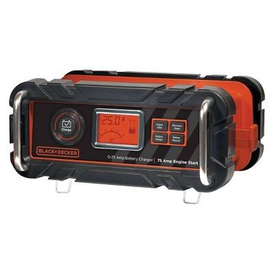 BLACK+DECKER 3/25/75 Battery Charger