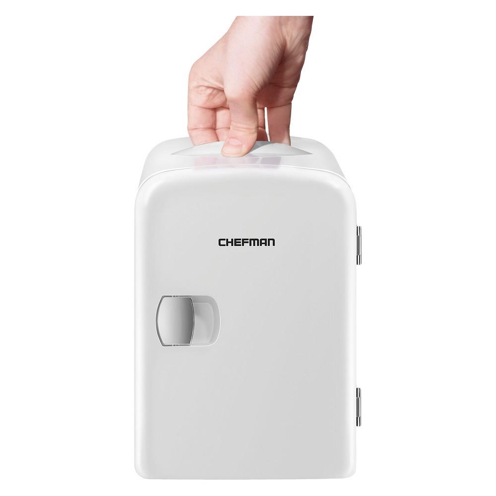 Chefman Portable Personal Fridge – White 53431778