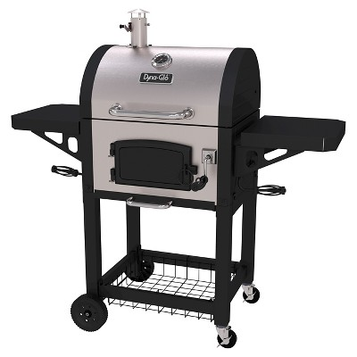 Dyna-Glo Heavy Duty Stainless Charcoal Grill Model DGN405SNC-D