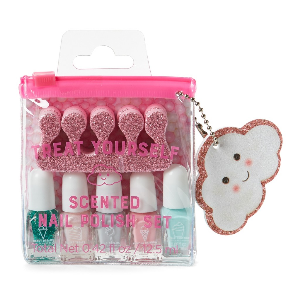 Image of Tri-Coastal Design Scented Nail Unicorn - 5 pc - 0.81oz