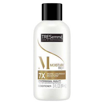 TRESemme Moisture Rich Conditioner -Travel Size - 3 fl oz