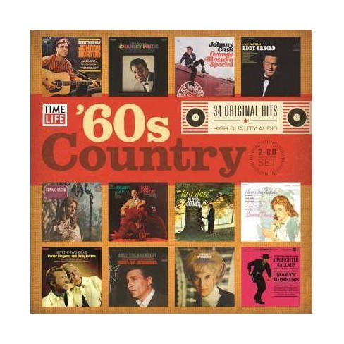 Various - 60s Country Collection (CD) - image 1 of 1
