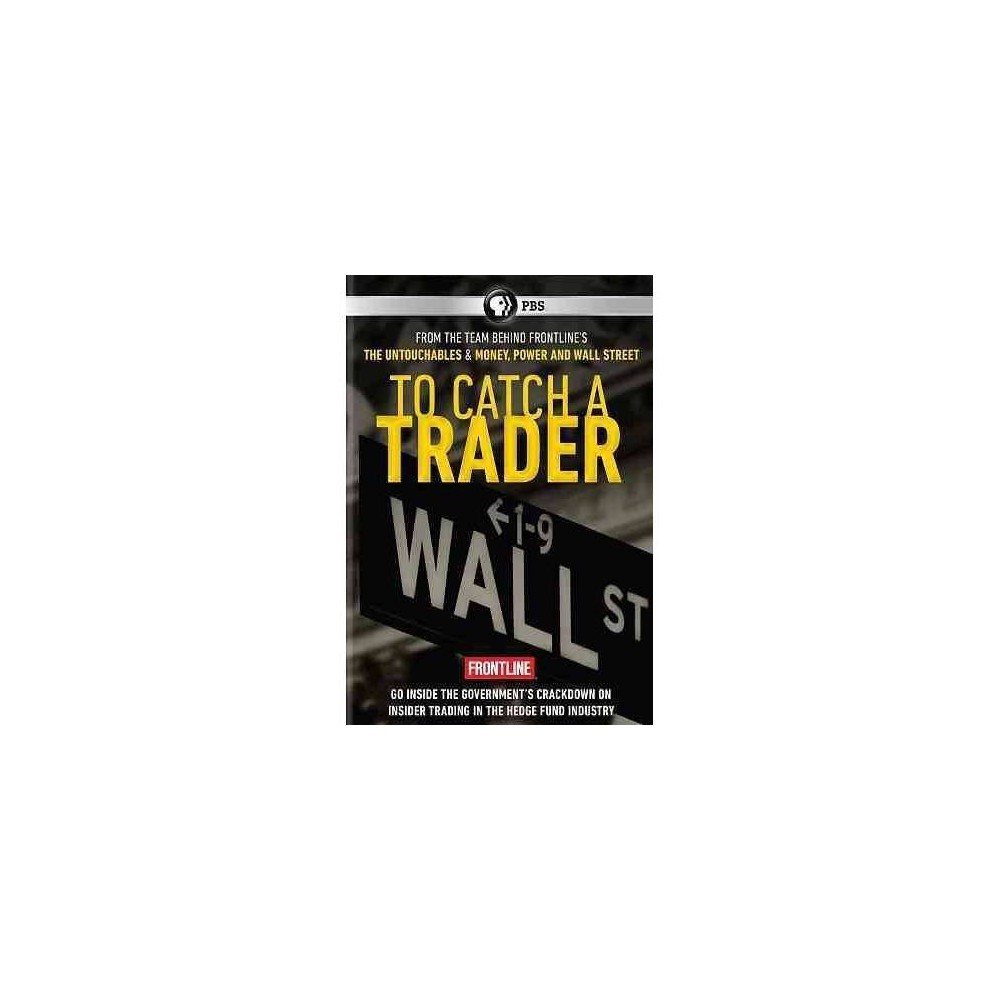 Frontline:To Catch A Trader (Dvd)
