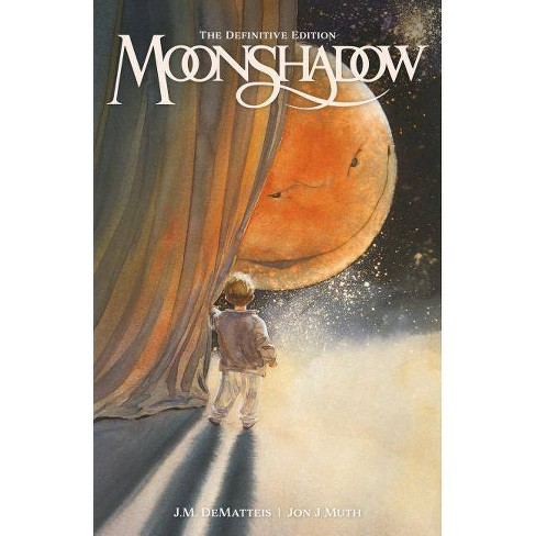 Moonshadow - by  J M Dematteis (Hardcover) - image 1 of 1