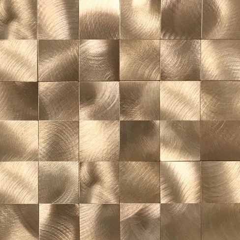 DIP Design is Personal Wall Tiles Copper - image 1 of 4