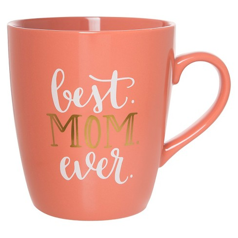 clay art jumbo mug 27oz porcelain best mom ever target