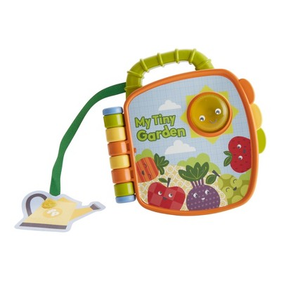 Fisher-Price Tiny Garden My Garden Book