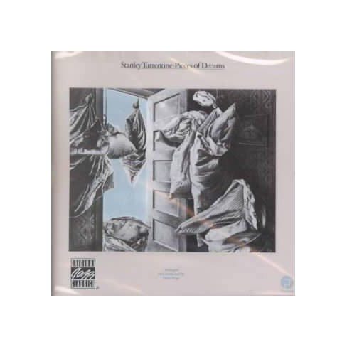 Stanley Turrentine - Pieces of Dreams (CD) - image 1 of 1