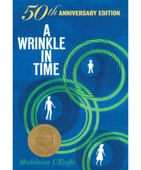 Wrinkle in Time (Anniversary) (Paperback) (Madeleine L'Engle) - image 1 of 1