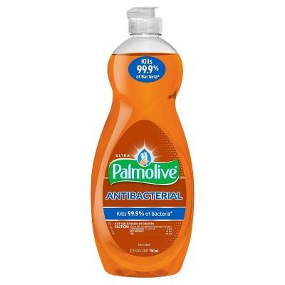Dish Soap: Palmolive Antibacterial