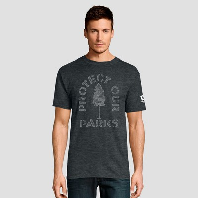 d807b9719 Hanes Men's Short Sleeve National Parks Protect Our Parks Graphic T-Shirt