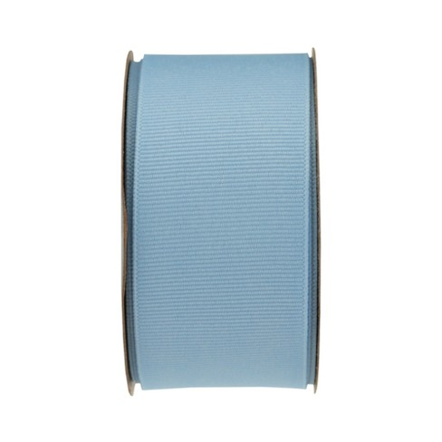 Blue Grosgrain Fabric Ribbon - Spritz™ - image 1 of 2