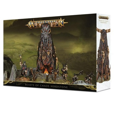 Age of Sigmar Beasts of Chaos Herdstone Miniatures Box Set