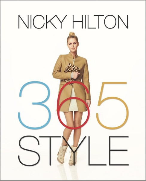 365 Style (Hardcover) by Nicky Hilton - image 1 of 1
