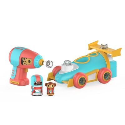 Educational Insights Design & Drill Bolt Buddies Race Car
