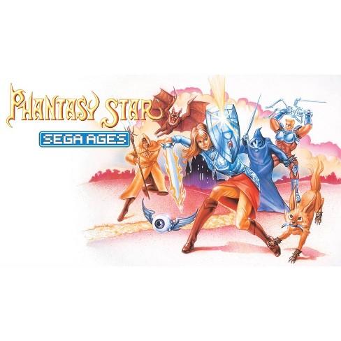 SEGA Ages: Phantasy Star - Nintendo Switch (Digital) - image 1 of 4