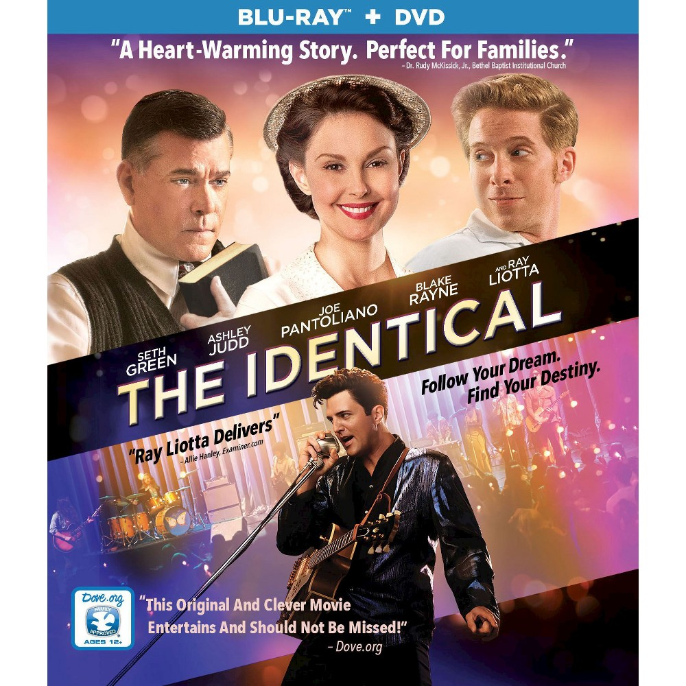 Identical (Bd/Dvd Combo) (Blu-ray)