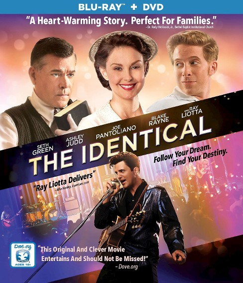 Identical (Blu-ray) - image 1 of 1
