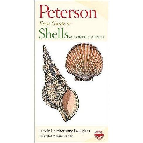 Shells of North America - (Peterson First Guides) by  Roger Tory Peterson & Jackie Leatherbury Douglass - image 1 of 1