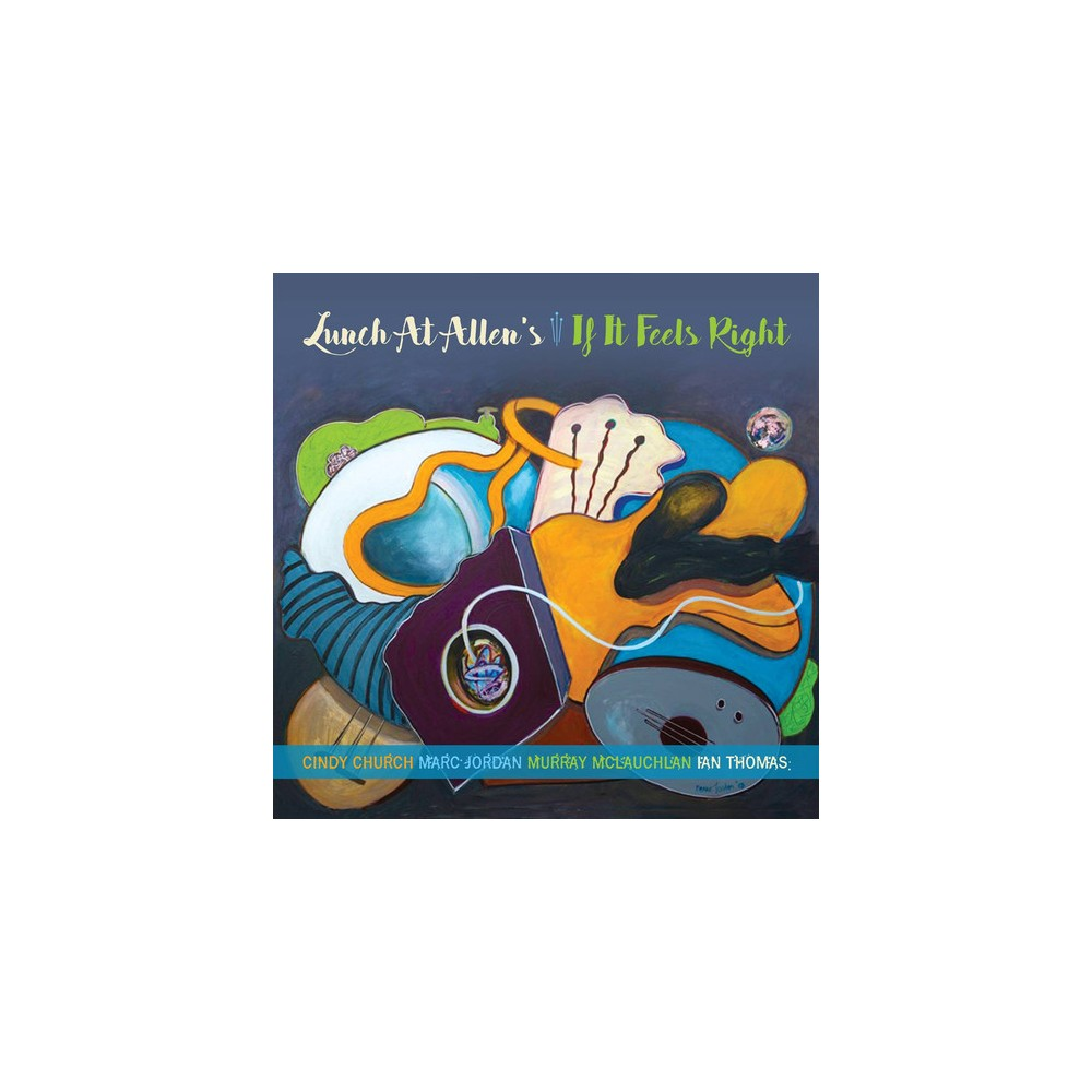 Lunch At Allen's - If It Feels Right (CD)