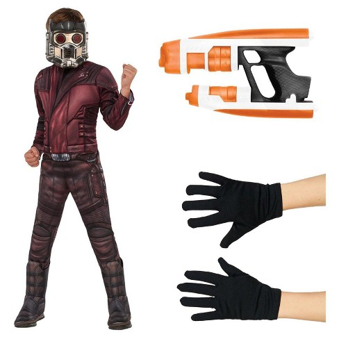 Guardians of the Galaxy Vol. 2 - Star-Lord Deluxe Kid's Costume Kit - image 1 of 1