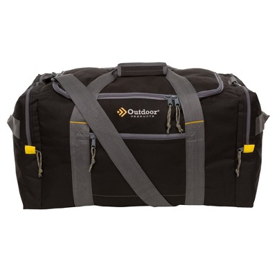 Outdoor Products Medium Mountain Duffel Bag - Black