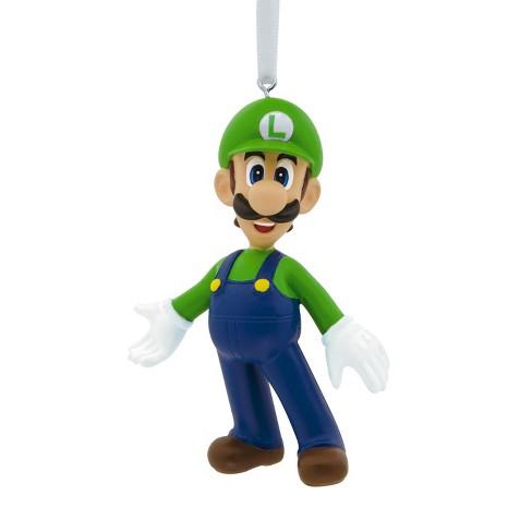 - Hallmark Nintendo Mario Brothers Luigi Christmas Ornament : Target
