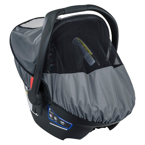 BritaxR B Covered All Weather Infant Car Seat Cover