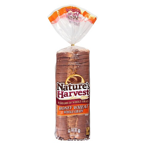 Nature's Harvest® Honey Wheat Bread - 24oz - image 1 of 1