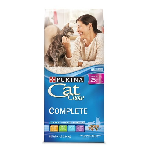Purina® Cat Chow Complete Dry Cat Food - image 1 of 4