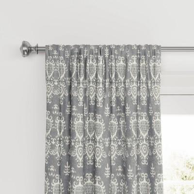 Print Blackout Curtain Panel - Threshold™