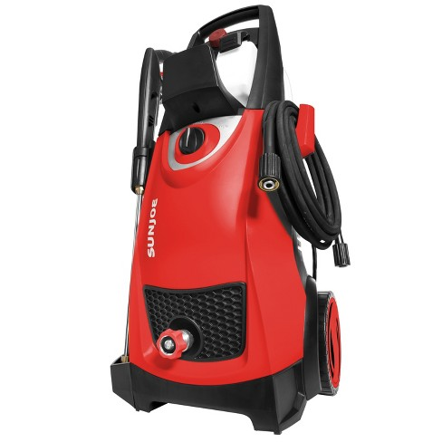 Sun Joe SPX3000®-RED Electric Pressure Washer | 2030 PSI Max | 1.76 GPM | 14.5-Amp | Red - image 1 of 4