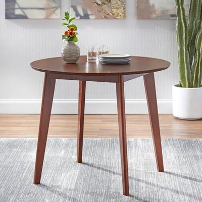 Tania Dining Table Walnut - Buylateral