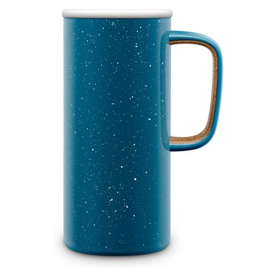 Ello Campy 18oz Stainless Steel Travel Mug Blue