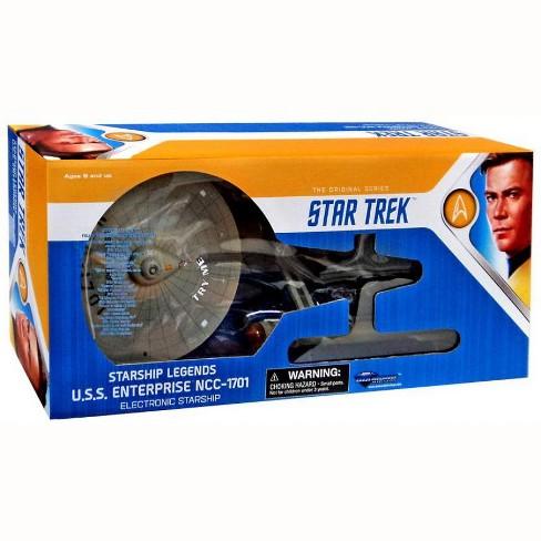 Star Trek The Original Series Starship Legends U.S.S Enterprise NCC-1701 Electronic Starship [HD Edition, 2018] - image 1 of 2