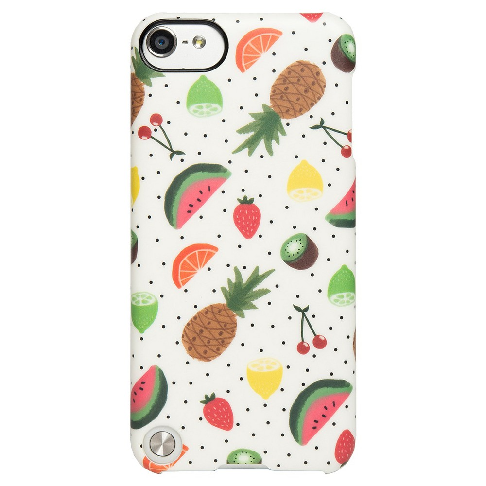 Image of Agent18 iPod Touch 5 Case Scratch N' Sniff Watermelon, White/Gold