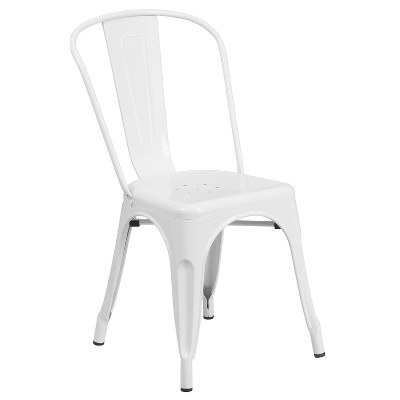 Metal Indoor Outdoor Chair - Riverstone Furniture Collection