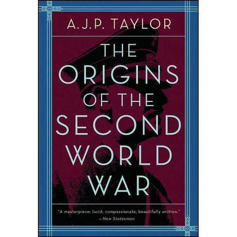 Origins of the Second World War - by  A J P Taylor (Paperback) - image 1 of 1